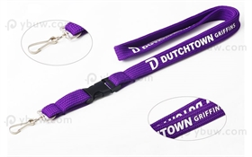 Purple Tube Lanyard-TL12cxS