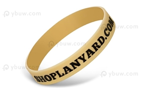 Solid Embossed Printed Wristband-EPW12ASO