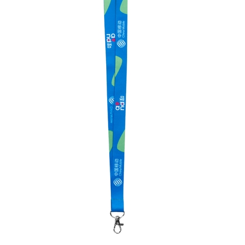"5/8""(15mm) Full Color Lanyards with Lobster Claw-7BBY"